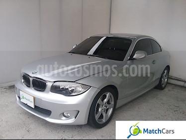 Foto venta Carro usado BMW Serie 1 120iA Coupe  (2013) color Plata precio $56.990.000