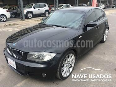 Foto BMW Serie 1 130i Edicion Limitada 5P usado (2006) color Negro precio $546.250
