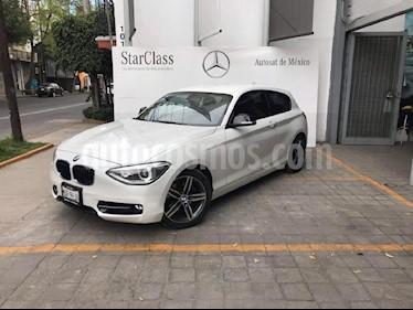Foto venta Auto Seminuevo BMW Serie 1 3P 118i Sport Line (2014) color Blanco precio $260,000
