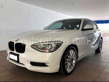 Foto BMW Serie 1 3P 118i Urban Line usado (2014) color Blanco precio $225,000