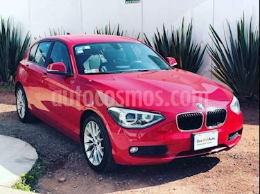 Foto venta Auto usado BMW Serie 1 3P 118i Urban Line (2014) color Rojo precio $237,000