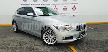 Foto venta Auto Seminuevo BMW Serie 1 3P 118i Urban Line (2015) color Plata Hielo precio $260,000