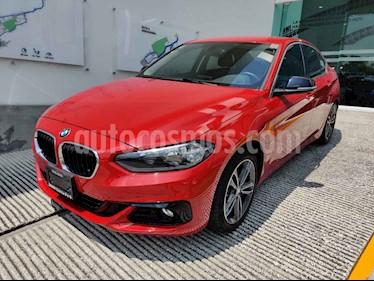 Foto BMW Serie 1 3P 118iA Sport Line usado (2019) color Rojo precio $395,000
