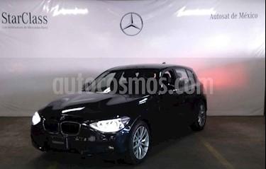 Foto venta Auto usado BMW Serie 1 3P 118iA  (2013) color Negro precio $199,000