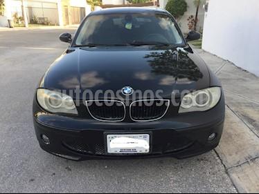 BMW Serie 1 3P 120i Dynamic usado (2007) color Negro Zafiro precio $124,000
