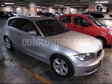 BMW Serie 1 3P 120i Dynamic usado (2008) color Gris Titanio precio $114,900