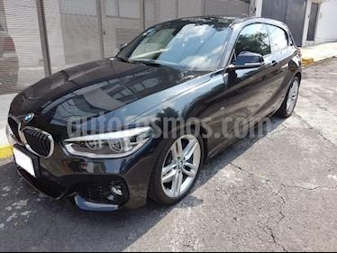 Foto venta Auto Seminuevo BMW Serie 1 3P 120i M Sport (2016) color Negro Zafiro precio $339,000
