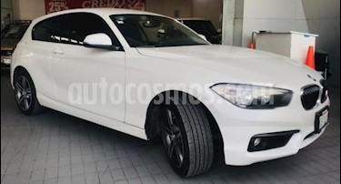 Foto venta Auto usado BMW Serie 1 3p 120i Urban Line L4/1.6/T Aut (2016) color Blanco precio $289,000