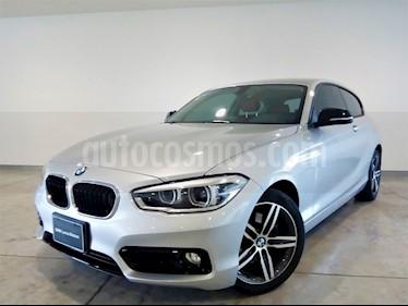 Foto venta Auto Seminuevo BMW Serie 1 3P 120i (2016) color Plata Hielo precio $333,500
