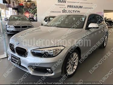 Foto venta Auto usado BMW Serie 1 3P 120i (2016) color Plata precio $294,000