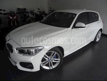 Foto venta Auto usado BMW Serie 1 3P 120iA M Sport (2016) color Blanco precio $345,000