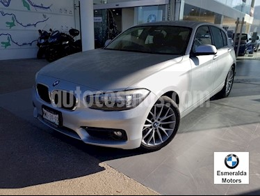 Foto venta Auto Seminuevo BMW Serie 1 3P 120iA Sport Line (2016) color Plata Hielo precio $315,000
