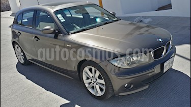 Foto venta Auto usado BMW Serie 1 3P 120iA Style (2007) color Ocre precio $109,900