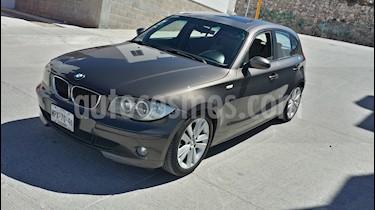 Foto venta Auto usado BMW Serie 1 3P 120iA Style (2007) color Bronce precio $109,500