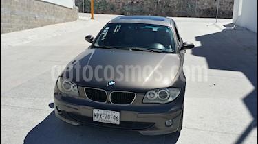 Foto venta Auto usado BMW Serie 1 3P 120iA Style (2007) color Gris Grafito precio $109,900