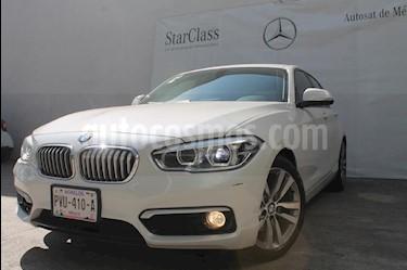 Foto venta Auto usado BMW Serie 1 3P 120iA Urban Line (2016) color Blanco precio $299,000