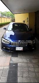 Foto venta Auto usado BMW Serie 1 3P 120iA Urban Line (2017) color Azul Profundo precio $348,000