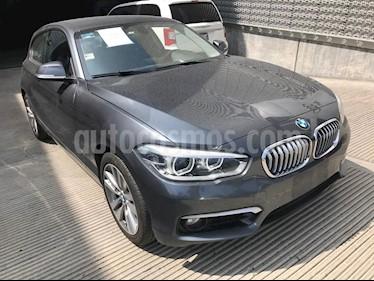 Foto BMW Serie 1 3P 120iA Urban Line usado (2016) color Gris Mineral precio $288,900