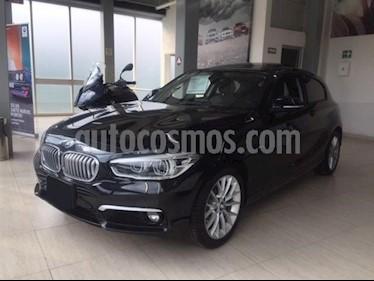 Foto venta Auto usado BMW Serie 1 3P 120iA Urban Line (2017) color Negro precio $365,000