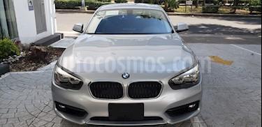 Foto venta Auto Seminuevo BMW Serie 1 3P 120iA (2016) color Gris precio $284,000
