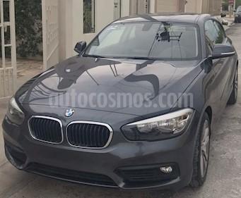 BMW Serie 1 3P 120iA usado (2016) color Gris Mineral precio $280,000