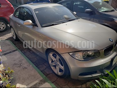 Foto venta Auto usado BMW Serie 1 3P 135iA  (2009) color Gris Mineral precio $240,000