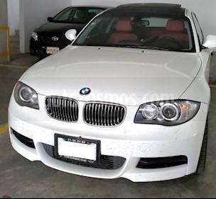 BMW Serie 1 3P 135iA  usado (2011) color Blanco Alpine precio $249,000