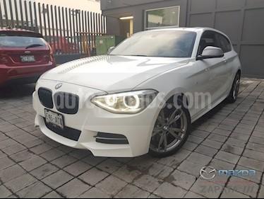 Foto venta Auto usado BMW Serie 1 3P M135iA (2014) color Blanco Alpine precio $295,000