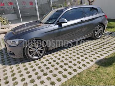 BMW Serie 1 3P M135iA usado (2014) color Gris precio $330,000