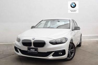 Foto venta Auto usado BMW Serie 1 5P 118i Sport Line (2019) color Blanco precio $435,000
