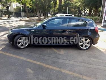 BMW Serie 1 5P 118i Sport Line usado (2008) color Negro precio $117,000