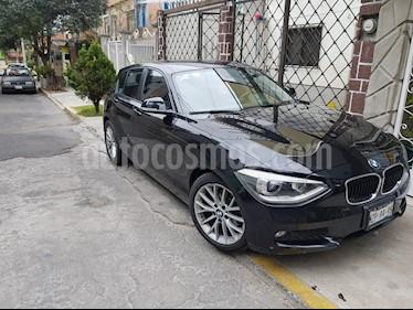 Foto venta Auto usado BMW Serie 1 5P 118i (2011) color Negro Zafiro precio $219,000