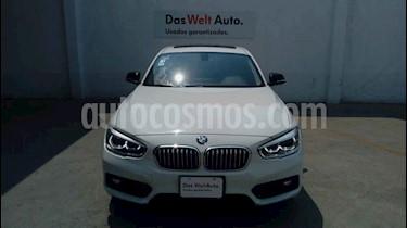 Foto venta Auto usado BMW Serie 1 5P 118iA Sport (2018) color Blanco precio $370,000