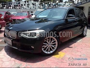 Foto venta Auto usado BMW Serie 1 5P 118iA Urban Line (2015) color Negro precio $250,000