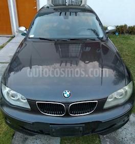 BMW Serie 1 5P 120i M Sport usado (2006) color Gris Titanio precio $98,000
