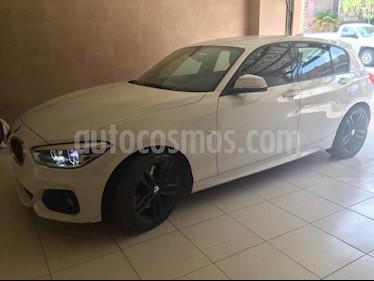 BMW Serie 1 5P 120i M Sport usado (2016) color Blanco precio $345,000