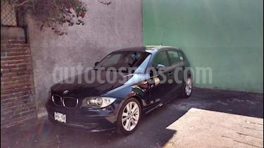 BMW Serie 1 5P 120i Style usado (2008) color Azul precio $108,000