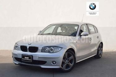 Foto venta Auto usado BMW Serie 1 5P 120i (2006) color Plata precio $140,000