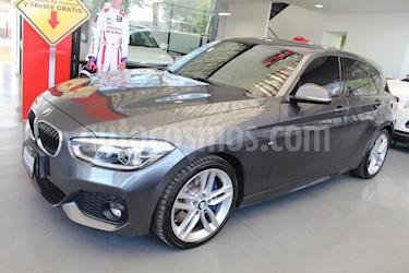 Foto venta Auto Seminuevo BMW Serie 1 5P 120iA M Sport (2017) color Gris precio $439,000