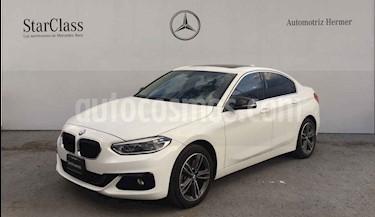 Foto venta Auto usado BMW Serie 1 5P 120iA M Sport (2019) color Blanco precio $449,900