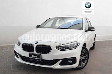 Foto venta Auto usado BMW Serie 1 5P 120iA Sport Line (2019) color Blanco precio $500,000