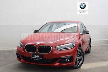 Foto venta Auto usado BMW Serie 1 5P 120iA Sport Line (2019) color Rojo precio $465,000