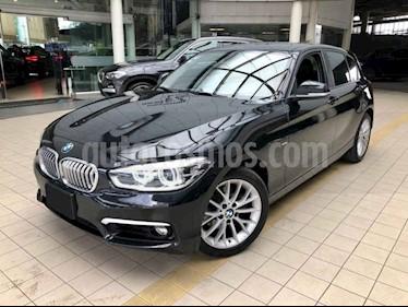 Foto BMW Serie 1 5P 120iA Urban Line usado (2017) color Negro precio $335,000