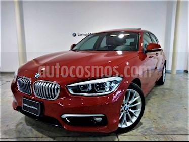 Foto venta Auto Seminuevo BMW Serie 1 5P 120iA Urban Line (2017) color Rojo Melbourne precio $397,900