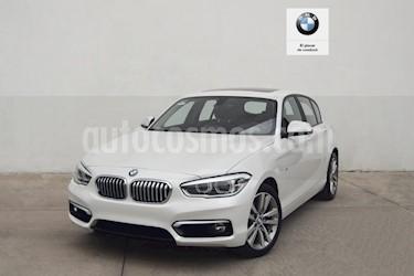 Foto venta Auto usado BMW Serie 1 5P 120iA Urban Line (2017) color Blanco precio $345,000