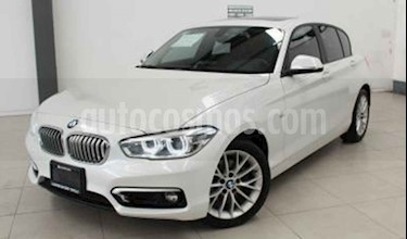 Foto venta Auto usado BMW Serie 1 5P 120iA Urban Line (2017) color Blanco precio $330,000