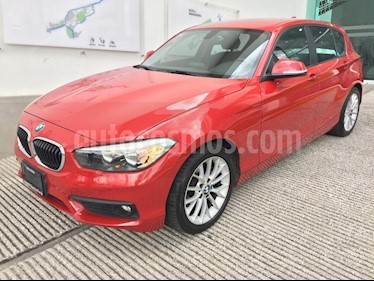 Foto venta Auto usado BMW Serie 1 5P 120iA (2017) color Rojo precio $308,501