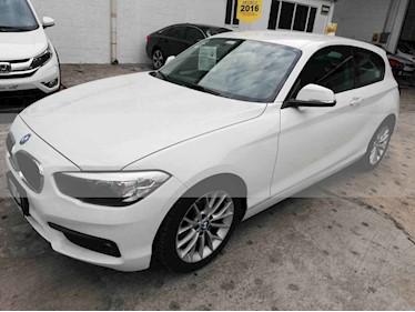 Foto venta Auto usado BMW Serie 1 5P 120iA (2016) color Blanco precio $259,000