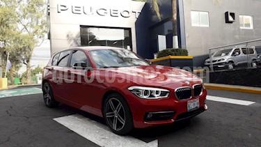Foto venta Auto usado BMW Serie 1 5P 120iA (2016) color Rojo precio $329,900