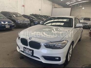 Foto venta Auto usado BMW Serie 1 5P 120iA (2016) color Blanco precio $270,000